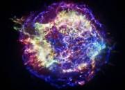 L'esplosione di una supernova riprodotta in laboratorio