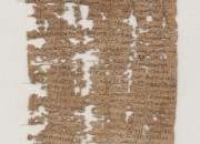 Decifrata la lettera del soldato egiziano