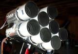 """Telescopio fatto in casa individua 7 """"nane"""" nello spazio"""