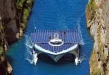 La più grande barca ad energia solare