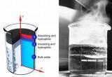 Spugna solare crea vapore