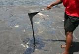 Strani microbi nell'asfalto e nell'acqua ghiacciata