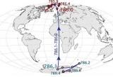 Campo magnetico terrestre si inverte più rapidamente del previsto