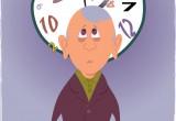 Ai poli niente ritmo circadiano