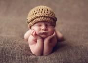 Bimbi: a pochi giorni dalla nascita sanno già dove sono