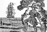 Trovato in mare il mitico tesoro di Capitan Kidd