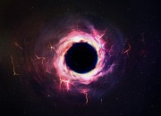 Gas e stelle, la dieta preferita dei buchi neri