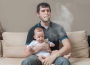 Fumo passivo: l'esposizione da bambini si associa al rischio di fibrillazione atriale