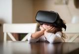 Realtà virtuale: tenere fuori dalla portata dei bambini