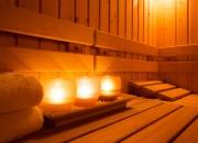 Sauna come lo sport: molti benefici in comune