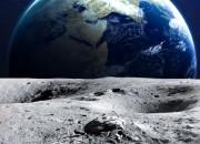 Spazio: l'Italia sulla Luna