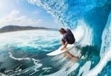 Chi fa surf è più esposto ai batteri resistenti agli antibiotici