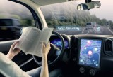 Auto del futuro: ecco la guida telepatica