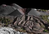 Etna: ricostruito modello 3D delle colate di lava