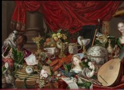 Raggi X scoprono figura di donna nel dipinto The Paston Treasure