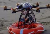 Arriva il drone bagnino