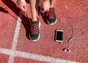 Sport: la musica fa sentire meno la fatica