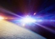 Spazio bollente: impennata di temperature a causa di una supernova
