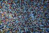 Folla e fluidi si muovo allo stesso modo