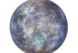 """Mercurio """"star"""" del cielo di novembre"""