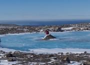 Antartide: studiare le brine per capire Marte