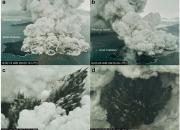 Anak Krakatau: il vulcano indonesiano che ha congelato l'atmosfera