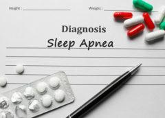 Nel respiro biomarcatori per apnea ostruttiva del sonno