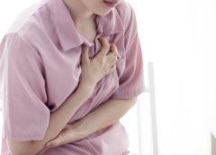 donna dolore al petto
