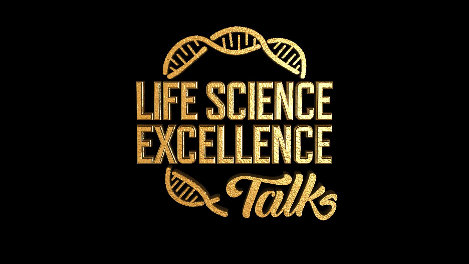 Lifescience Excellence Talk - LOGO su trasparente